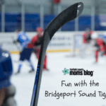 Fun with the Bridgeport Sound Tigers