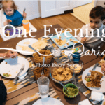 One Evening with Daria {A Photo Essay Series}