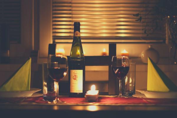 Stay In Date Night ideas