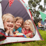 Camping with Kids: Getting Comfortable Outside Our Comfort Zone