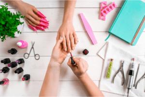 Fairfield County nail salons