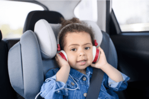 anxiety with a toddler road trip