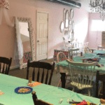 A Touch of Color Makeup & Hair: A New Party Space