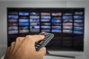 consume tv