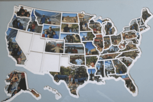 travel 50 states