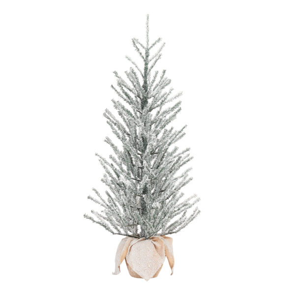 Target Flocked Mini Tree