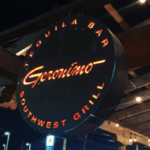 Late Night Happy Hour at Geronimo