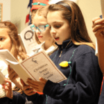 Pequot Library's Annual Holiday Caroling Party