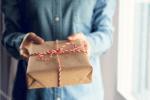 taking away a gift