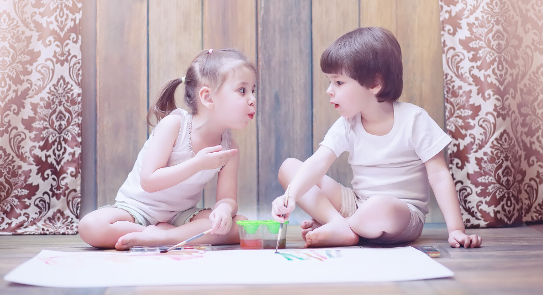 twins kindergarten