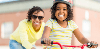 Stepping Out of My Comfort Zone for My Daughters