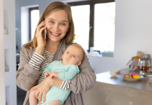 What not to say to a new mom.