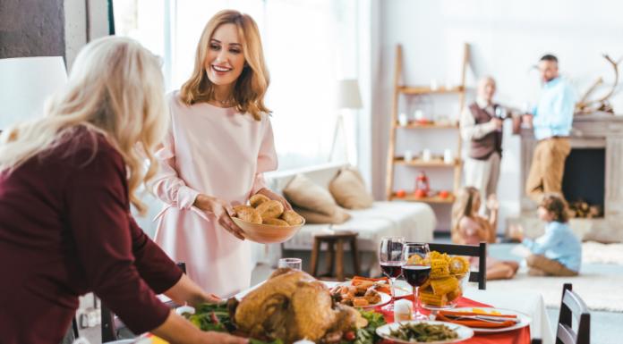 Making Thanksgiving meaningful.