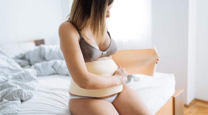 postpartum body