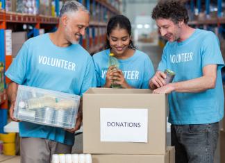 local charities