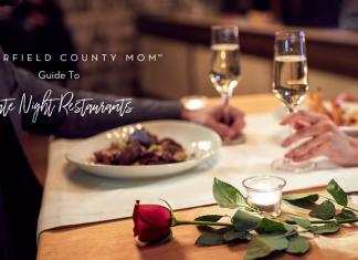 The best date night restaurants in Fairfield County.