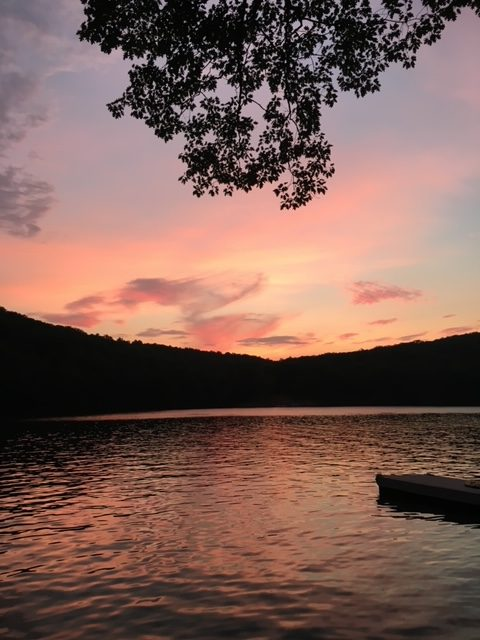Candlewood Sunset