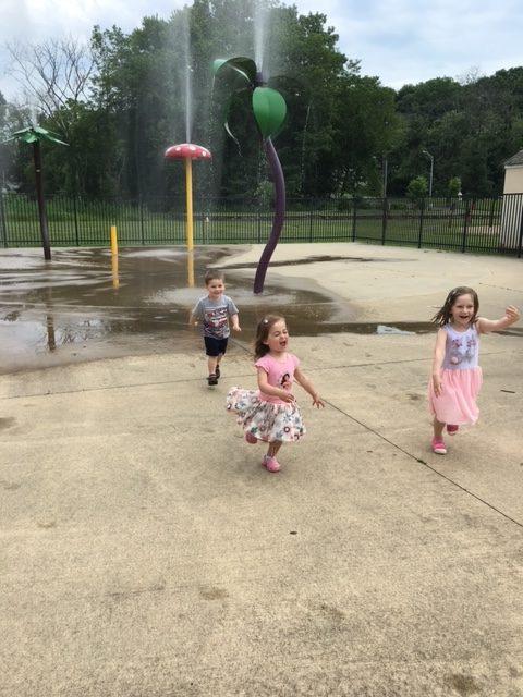 Rogers park splash