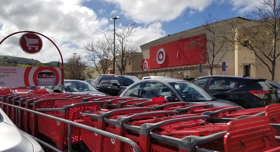 Target I miss you.