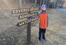 family hikes